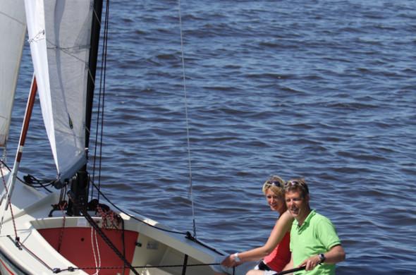 Offenes Segelboot kaufen - Polyvalk - Ottenhome Heeg