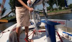 Boot mit Liftkiel kaufen - Polyvalk - Ottenhome Heeg