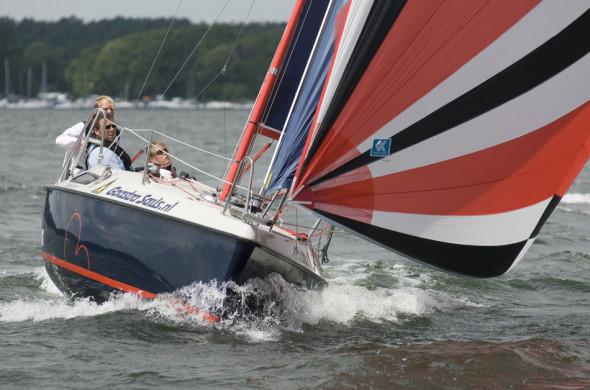 Segelboot mit Kajüte kaufen - Fox 22 - Ottenhome Heeg