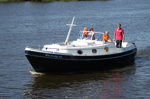 Motorboot kaufen Friesland - RiverCruise yachten - Ottenhome Heeg